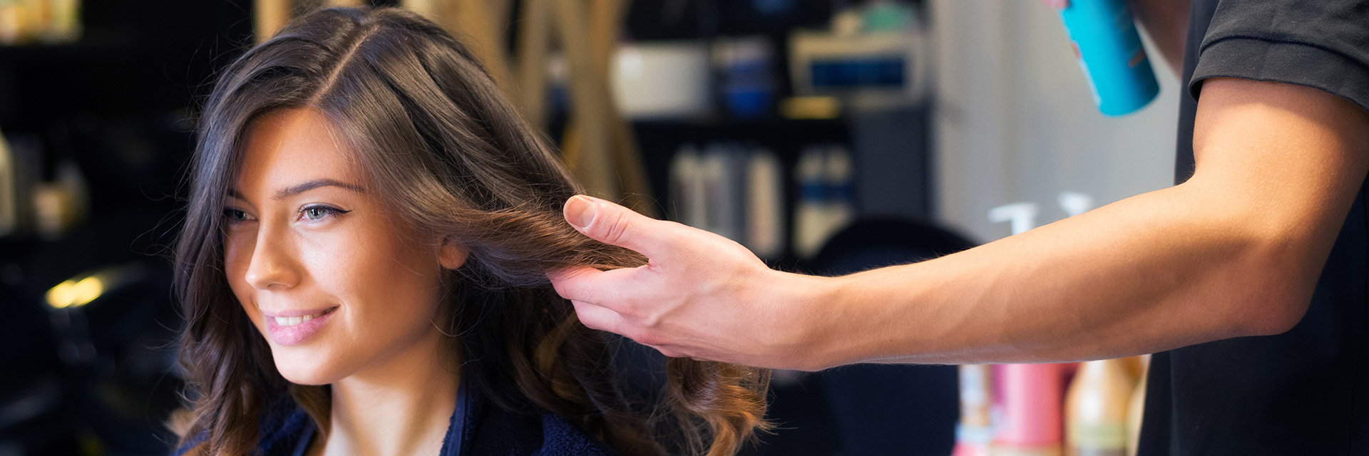 Hair Salon, at McGregor Square, Denver, Colorado